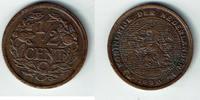 1/2 Cent 1930 Niederlande Niederlade 1930, 1/2 Cent, Wilhelmina I., Erh... 3,50 EUR  zzgl. 5,00 EUR Versand