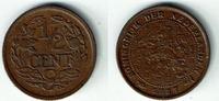1/2 Cent 1937 Niederlande Niederlade 1937, 1/2 Cent, Wilhelmina I., Erh... 3,00 EUR  zzgl. 5,00 EUR Versand