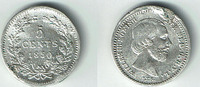 5 Cent 1850 Niederlande Niederlade 1850, 5 Cent, Silber Kursmünze, Erha... 3,50 EUR  zzgl. 5,00 EUR Versand