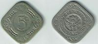 5 Cent 1923 Niederlande Niederlade 1923, 5 Cent, Wilhelmina, Erhaltung ... 2,75 EUR  zzgl. 5,00 EUR Versand