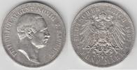 5 Mark 1907 E Sachsen Kursmünze Sachsen, 5 Mark 1907 E, Friedrich Augus... 50,00 EUR  zzgl. 5,00 EUR Versand
