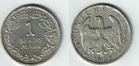 1 Mark 1925 F Weimarer Republik Weimarer Republik, Kursmünze 1 Mark 192... 15,00 EUR  zzgl. 5,00 EUR Versand