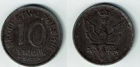 10 Fenigow 1917 Geplantes Königreich Polen Kursmünze 10 Fenigow, Eisen,... 3,50 EUR  zzgl. 5,00 EUR Versand
