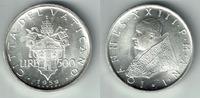 500 Lire 1959 Vatikan Vatikan, Silbermünze Johannes XXIII.', siehe Scan... 29,00 EUR  zzgl. 5,00 EUR Versand