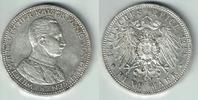 5 Mark 1914 A Preußen Preußen 5 Mark 1914 A, Wilhelm II. in Uniform, Er... 28,00 EUR  zzgl. 5,00 EUR Versand