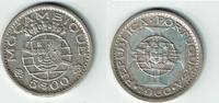 5 Escudos 1960 Mosambik - Portugiesische Kolonie Mosambik, 5 Escudos Ku... 5,50 EUR  zzgl. 5,00 EUR Versand