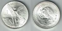 1 Unze 1989 Mexiko Mexico 1989, 1 Unze Silber Libertad - Siegesgöttin, ... 35,00 EUR  zzgl. 5,00 EUR Versand