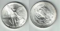 1 Unze 1985 Mexiko Mexico 1985, 1 Unze Silber Libertad - Siegesgöttin, ... 35,00 EUR  zzgl. 5,00 EUR Versand