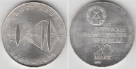 20 Mark 1980 Deutsche Demokratische Republik DDR, Gedenkmünze 20 Mark '... 49,00 EUR  zzgl. 5,00 EUR Versand