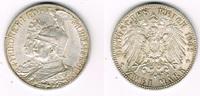2 Mark 1901 Preußen Preußen 2 Mark 1901, Wilhelm II. und Friedrich I., ... 15,00 EUR  zzgl. 5,00 EUR Versand
