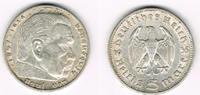 5 Reichsmark 1935 G Drittes Reich Drittes Reich, 5 Reichsmark 1935 G, H... 9,90 EUR  zzgl. 5,00 EUR Versand