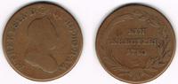 1 Kreuzer 1780 S Haus Habsburg - Österreich-Ungarn Maria Theresia, 1 Kr... 5,00 EUR  zzgl. 5,00 EUR Versand