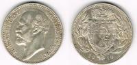 1 Krone 1910 Liechtenstein Kursmünze 1 Krone, Johann II., Silber! Erhal... 35,00 EUR  zzgl. 5,00 EUR Versand