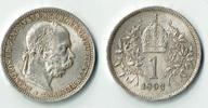 1 Krone 1893 Österreich Kursmünze 1 Krone 1893, Franz Josef I., siehe S... 12,00 EUR  zzgl. 5,00 EUR Versand