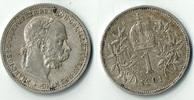 1 Krone 1901 Österreich Kursmünze 1 Krone 1901, Franz Josef I., siehe S... 13,00 EUR  zzgl. 5,00 EUR Versand