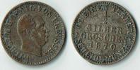 1/2 Silbergroschen 1870 B Preußen Preussen, Wilhelm I., Silbergroschen ... 9,00 EUR  zzgl. 5,00 EUR Versand