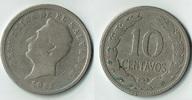 10 Centavos 1921 El Salvador El Salvador, 10 Centavos 1921, Erhaltung s... 4,00 EUR  zzgl. 5,00 EUR Versand