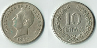 10 Centavos 1952 El Salvador El Salvador, 10 Centavos 1952, Erhaltung s... 2,50 EUR  zzgl. 5,00 EUR Versand