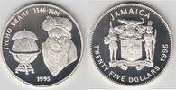 25 Dollars 1995 Jamaika Jamaika, 25 Dollar Silbergedenkmünze 'Astronomi... 29,00 EUR  zzgl. 5,00 EUR Versand