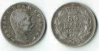 50 Para 1915 Jugoslawien - Serbien Serbien, 50 Para 1915, Peter I., Erh... 4,00 EUR  zzgl. 5,00 EUR Versand
