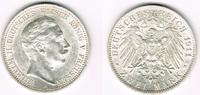 2 Mark 1911 A Preußen Kaiserreich, Preußen 2 Mark 1911 A, Wilhelm II., ... 14,50 EUR  zzgl. 5,00 EUR Versand