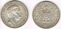 3 Mark 1908 A Preußen Kaiserreich, Preußen 3 Mark 1908 A, Wilhelm II., ... 15,00 EUR  zzgl. 5,00 EUR Versand
