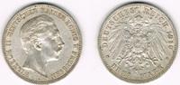 3 Mark 1910 A Preußen Kaiserreich, Preußen 3 Mark 1908 A, Wilhelm II., ... 14,00 EUR  zzgl. 5,00 EUR Versand