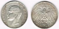 3 Mark 1909 D Bayern Kaiserreich, Bayern 3 Mark 1909 D, König Otto, Erh... 16,50 EUR  zzgl. 5,00 EUR Versand