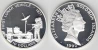 10 Dollars 1992 Salomonen - Salomon Inseln Silbergedenkmünze 'Mondlandu... 25,00 EUR  zzgl. 5,00 EUR Versand