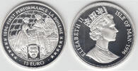 15 Euro 1996 Isle of Man Isle of Man, 15 Euro, 'Puccini - Oper La Bohèm... 19,00 EUR  zzgl. 5,00 EUR Versand
