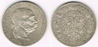 5 Kronen 1907 Österreich-Ungarn Österreich-Ungarn, Kursmünze 5 Kronen 1... 27,00 EUR  zzgl. 5,00 EUR Versand
