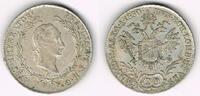 20 Kreuzer 1830 A Haus Habsburg - Österreich Franz I., 20 Kreuzer 1830 ... 35,00 EUR  zzgl. 5,00 EUR Versand