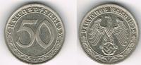 50 Pfennig 1939 F Drittes Reich Drittes Reich, Kursmünze 50 Reichspfenn... 44,00 EUR  zzgl. 5,00 EUR Versand