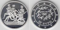 10 Euro 2004 Griechenland Griechenland 2004, 10€, Olympische Spiele Ath... 22,50 EUR  zzgl. 5,00 EUR Versand