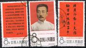 3 Werte (3 x 8 F) 1966 Volksrepublik China Volksrepublik China, 3 Marke... 69,00 EUR  zzgl. 5,00 EUR Versand