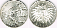 Israel 10 Lirot 1967 fast stempelglanz Isr...