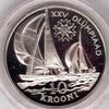 10 Krooni 1992 Estland Estland, 10 Krooni 1992, Olympia, Sommerspiele B... 59,00 EUR  zzgl. 5,00 EUR Versand