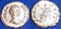 Denar Gest.217 n.Chr. Römische Kaiserzeit - Iulia Domna AR Denar Iulia ... 80,00 EUR  zzgl. 5,00 EUR Versand