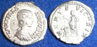 Denar Gest.212 n.Chr. Römische Kaiserzeit - Plautilla AR Denar Plautill... 110,00 EUR  zzgl. 5,00 EUR Versand