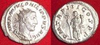 Antoninian 244-249 n.Chr. Römische Kaiserzeit - Philippus I. AR Antonin... 45,00 EUR  zzgl. 5,00 EUR Versand