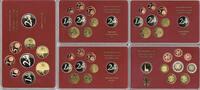 5 x 5,88 € 2008 BRD Kursmünzensatz BRD Jahrgang 2008 komplett (A, D, F,... 89,00 EUR  zzgl. 5,00 EUR Versand