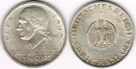 3 Mark 1929 E Weimarer Republik 3 Mark Silber-Gedenkmünze 1929 E, Lessi... 44,00 EUR  zzgl. 5,00 EUR Versand