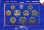 1 Centime - 20 Francs 1999 Frankreich Frankreich 1999, Original Kursmün... 109,00 EUR  zzgl. 5,00 EUR Versand
