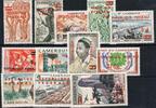 1/2 P - 1 Pfund (12 Werte) 1961 Kamerun Michel-Nr. 332 - 343, Freimarke... 34,00 EUR  zzgl. 5,00 EUR Versand