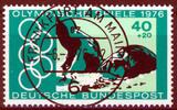40 + 20 Pfennig 1976 BRD BRD, Mi.-Nr. 886 I, Olympische Sommerspiele, M... 325,00 EUR  zzgl. 4,00 EUR Versand