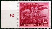 12 + 8 Pfennig 1945 Deutsches Reich Deutsches Reich, Mi.-Nr. 908 IX, F6... 33,00 EUR  zzgl. 5,00 EUR Versand