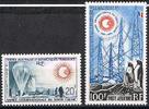 20 - 100 Francs (2 Werte) 1963 Französische Gebiete in der Antarktis Mi... 92,00 EUR
