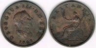 1/2 Penny 1807 Großbritannien Großbritannien 1807, Half Penny, Erhaltun... 65,00 EUR  zzgl. 5,00 EUR Versand