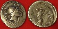 AR-Denar 46 v. Chr. Antike - Römische Republik Mn. Cordius Rufus, Av.: ... 70,00 EUR  zzgl. 5,00 EUR Versand