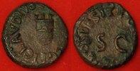 AE-Quadrans 41-54 n. Chr Römische Kaiserzeit - Claudius I. AE-Quadrans ... 55,00 EUR  zzgl. 5,00 EUR Versand